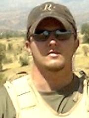 Staff Sgt. Brent R. Baldwin