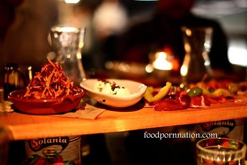 Meat Plank @ Jaime's Italian Sydney