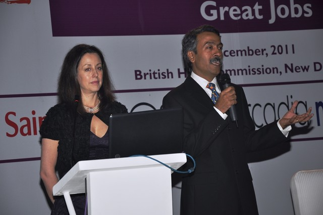 ... (BBW) was launched on 2 December 2011 at the British High Commission.