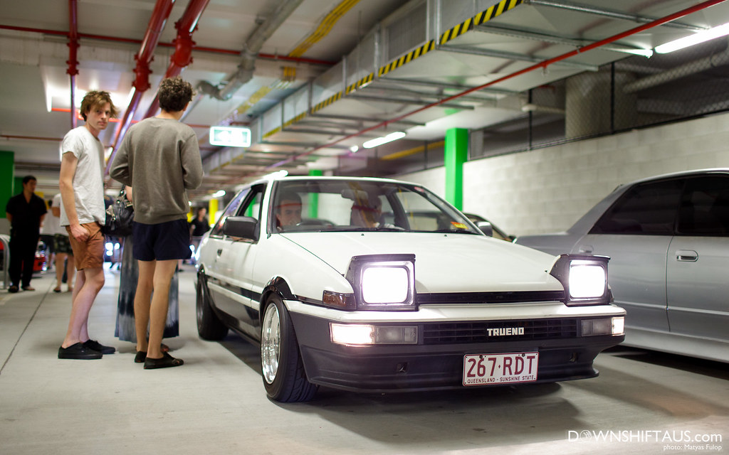 JDM x Downshift December 2011