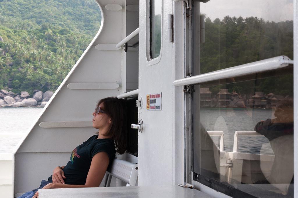 relaxing trip