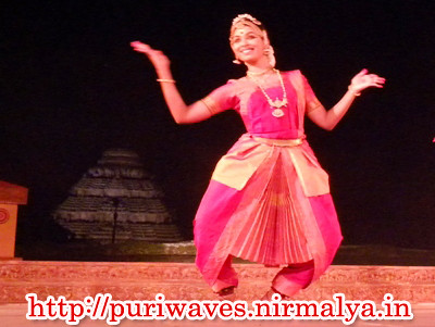Last Evening of Konark Festval 2011, Puri