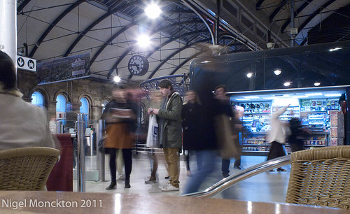 Newcastle Station - 3