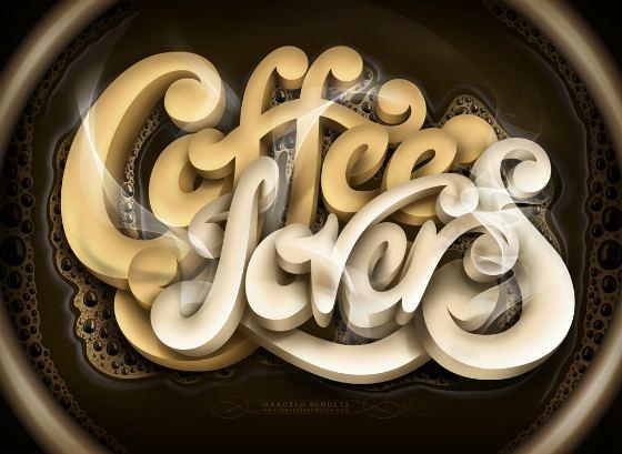 poster tipográfico