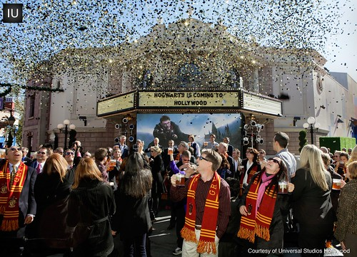 Harry Potter Announced at Universal Studios Hollywood