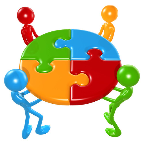 Teamworking