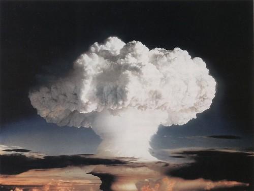 無料写真素材, 戦争, 武器・兵器, アイビー作戦, 原子爆弾, 爆発