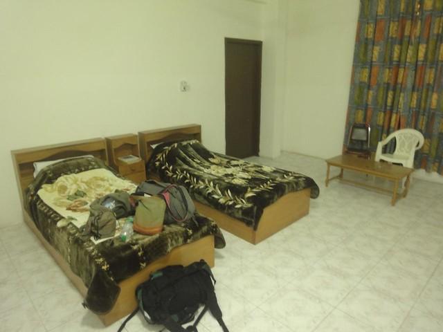 Hotel Al Nasr em Salalah Omã
