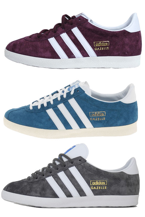 ADIDAS GAZELLE OG COLLECTION