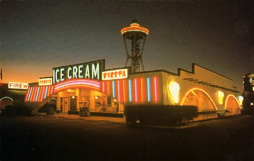 Ice Cream Fiesta at South of the Border - Dillon, South Carolina