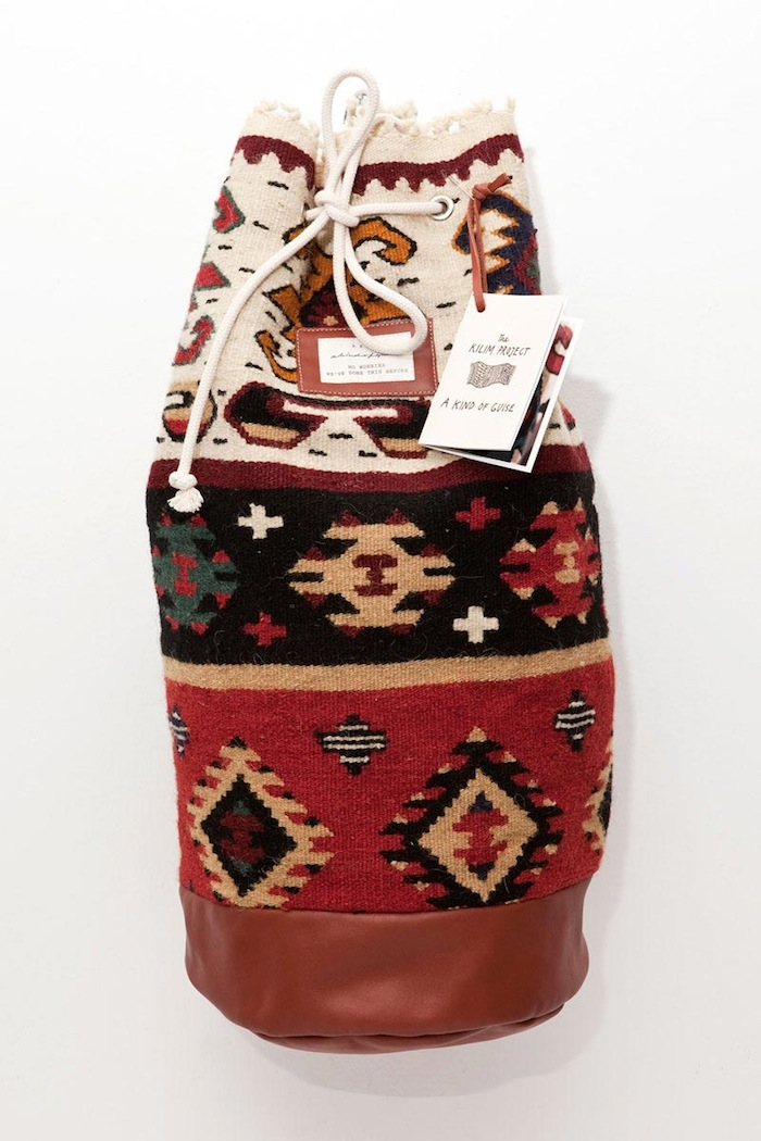 The Kilim Project carpet bags 3