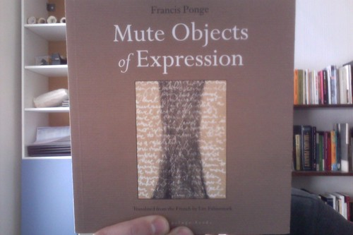 Mute Object of Expression