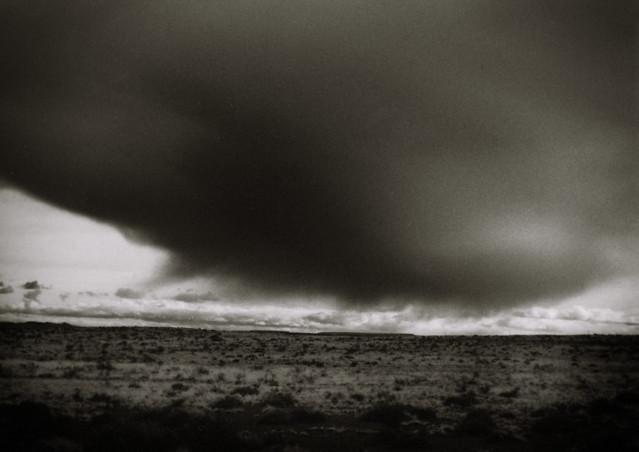 1990, Between Williams and Meteor City, Arizona