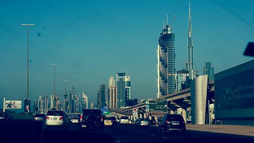 Dubai buldings