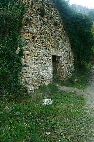 Molino en ruinas