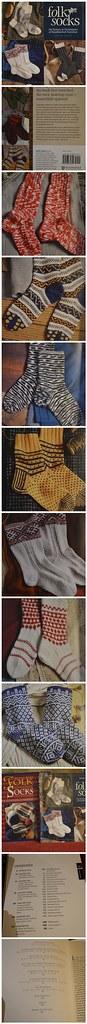 KS: Folk Socks