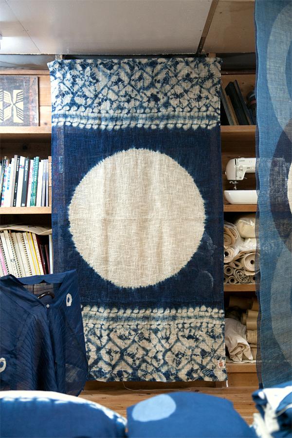 琉球藍染工房|滋賀県高島郡安曇川町