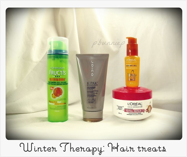 Winter Therapy haul (12.2011)
