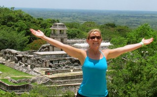 Embracing Palenque Mayan Heartland
