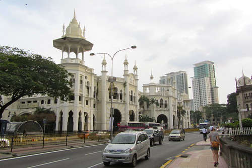 KL Train Station