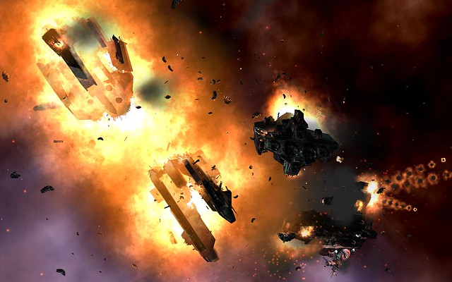 2011-11-30 Screen 5 Ship Breaking apart 4 pure space mayhem bliss