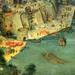 Bruegel the Elder, Tower of Babel, detail 4