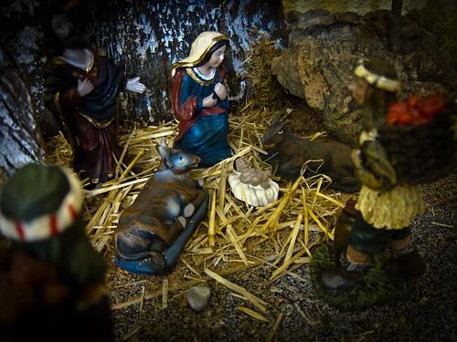 348/365 Preparando la navidad por Juan R. Velasco