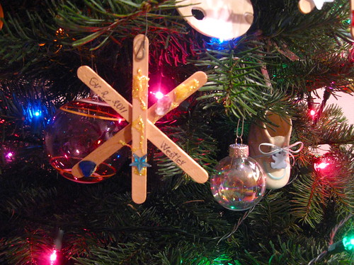 Westley's Ornaments