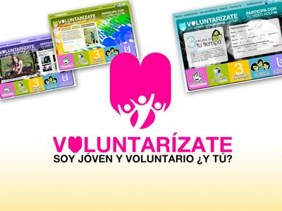 Resultados Voluntarízate 2011: un llamamiento para promover el voluntariado entre los jóvenes