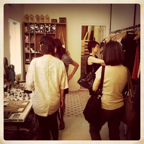 A visit to Nana & Bird @ Tiong Bahru (2011)
