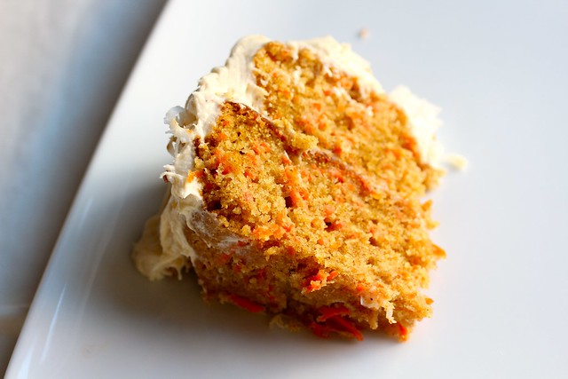 bake this now: birthday carrot cake with brown butter ...