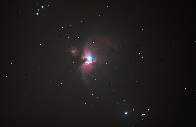 Orion Nebula (Color)
