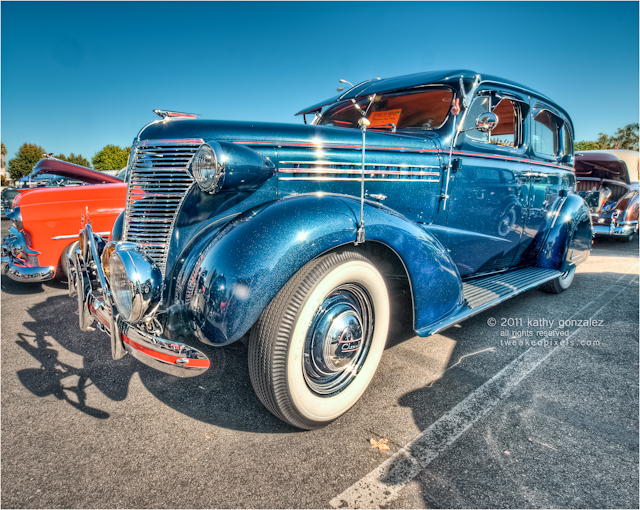 1938 chevrolet four door