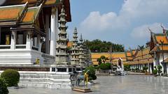 Bangkok - Wat Suthat (8)