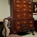 High Chest of Drawers carved by Nicholas Bernard and Martin Jugiez in Philadelphia Pennsylvania 1765-1775 CE by mharrsch