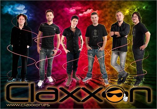 Claxxon 2012 - grupo - cartel