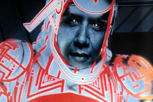 TRONBAMA by Colonel Flick