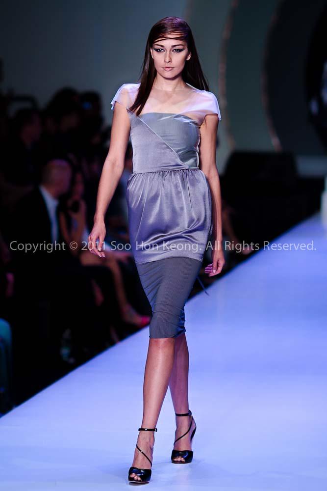 MIFW 2011 (Its MIFA) - Bernand Chandran @ Zebra Square, KL, Malaysia