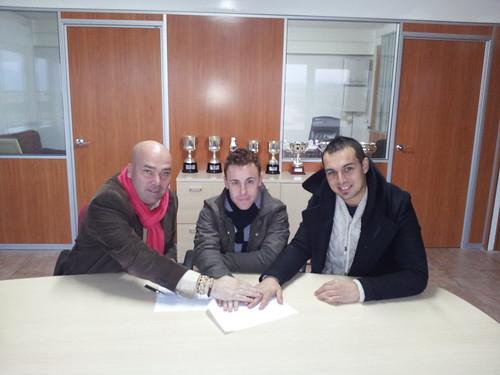 Vazquez firma La Glisse