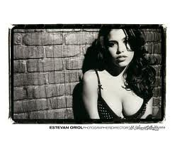 Estevan Oriol '2012 L.A. Woman' Calendar by billy craven