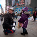 Toys for Tots in Times Square by United States Marine Corps Official Page
