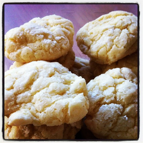 Super Good Gooey Buttery Cookies