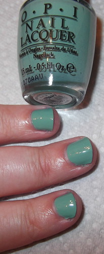 OPI: Mermaid's Tears