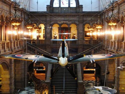 Spitfire LA 198
