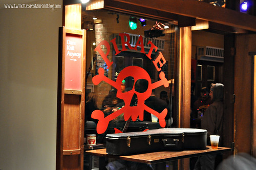 Pirate Bar at Smalley's Caribbean Barbeque ~ Stillwater, MN