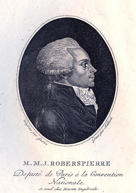 M M J Roberspierre