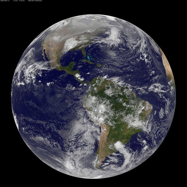 Winter Solstice Arrives in Northern Hemisphere