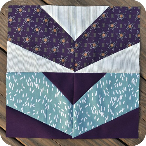 Modern Starlings Block