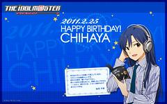 110225(1) - 如月千早〔Chihaya KISARAGI〕