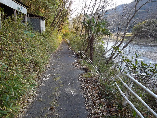 成羽トロッコ道跡 #3